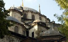Fatih Camii'nin etkileyici �yk�s�